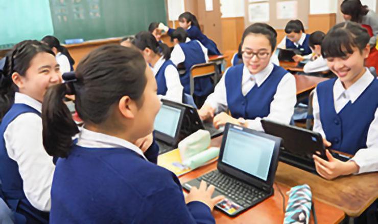小林聖心女子学院中学・高等学校様導入事例