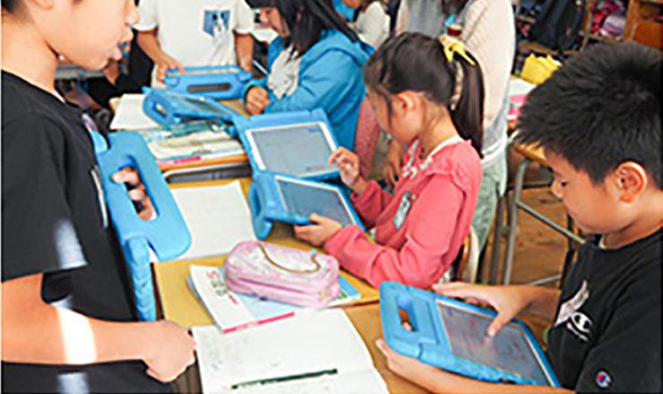 熊本市教育委員会様導入事例