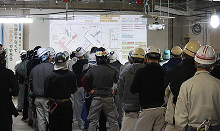前田建設工業様導入事例