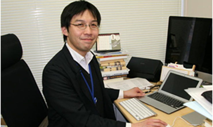 徳島文理大学・林准教授
